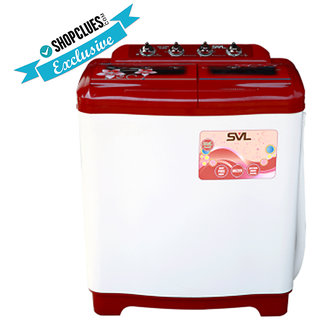 SVL 8201 8.5KG Semi Automatic Top Load Washing Machine