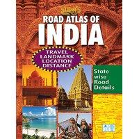 Road Atlas Of India