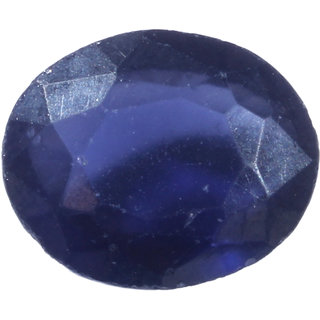 Akash Ganga Original 10 Ratti Blue Sapphire (Neelam), Super Delux Category
