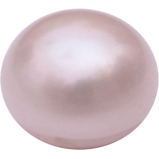 Akash Ganga NATURAL 7.50 Ratti Pearl (Moti), Delux Category