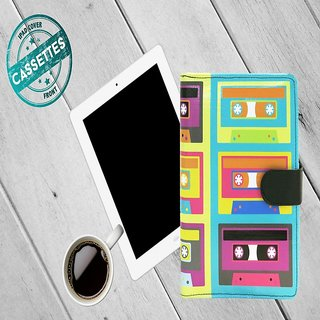 10 am Cassette iPad cover