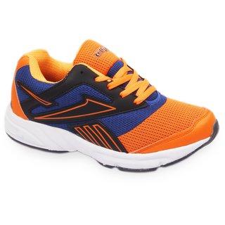 ChiefLand Men Orange Blue Sports Shoes Reeb-01