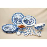 Moroccan Dinner Set -32 Pcs