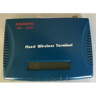 GSM FCT Device SigmaaTel 6025 GSM Terminal For Voice Calling Rj11 output