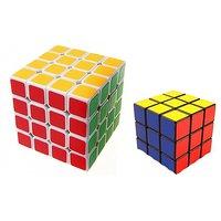 Magic Cube Combo (4 X 4 + 3 X 3)