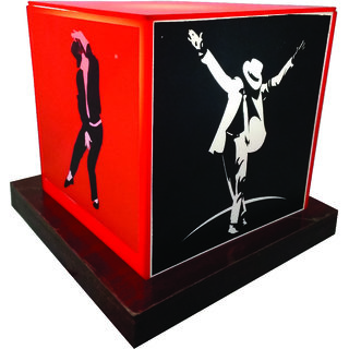 Apeksha Arts Michael Jackson Night Lamp