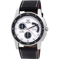 Fogg 1015-WH Analog Mens Watch