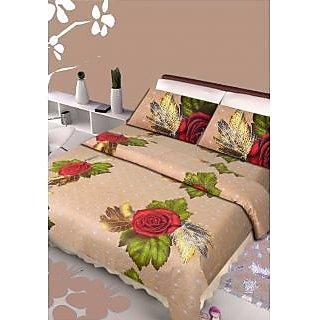 Akash Ganga 100 Pure Cotton Bedsheet