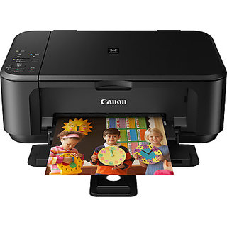 Canon PIXMA MG3570 All-in-One Inkjet Wireless Printer (Black)