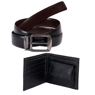 Mens Leather Belt , Leather Wallet