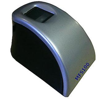 biometric fingerprint scanner (mantra mfs100): buy