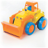 Lovely Push N Go Tractor (Multicolor)