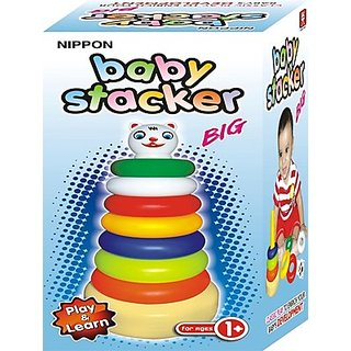 Nippon Baby Stacker Big (Multicolor)