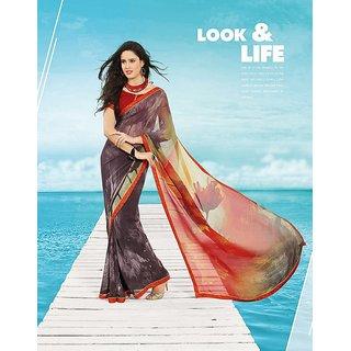 Fancy Designer Printed Sarees