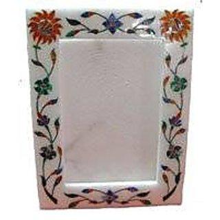 Anshul Fashion Handicraft Marble Photo Frame
