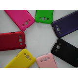 COLORFUL HARD CASE BACK COVER FOR MICROMAX CANVAS A117