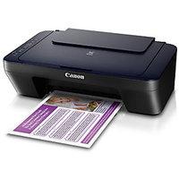 CANON PIXMA INK EFFICIENT E460 Printer (Print, Scan, Copy, WiFi)