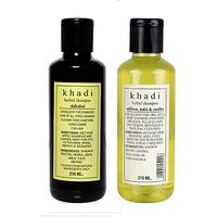 Khadi Shampoo Combo pack of 2, 420ml