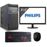 Desktop Pc Computer Quad Core ...