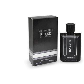 ARTHEMIS - BLACK (POUR HOMME)