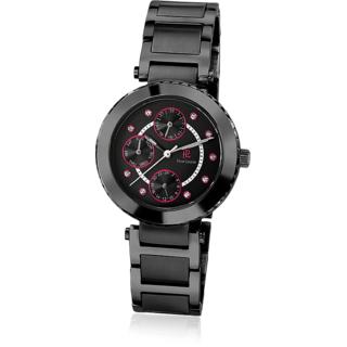 Pierre Lannier Women's Black Watch - 096H989