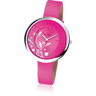 Pierre Lannier Women's Pink Stylish Watch