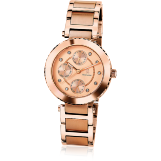 Pierre Lannier Women's Gold Watch