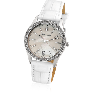 Pierre Lannier Women's Stylish White Watch