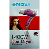 Nova Professional Hair Dryer - 1400 Watts
