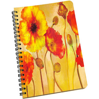 meSleep Flower NotePad
