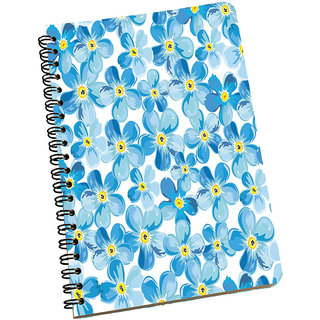 meSleep Flowers NotePad
