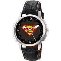 The Floyd Analog MenS Superman Wrist Watch By Gledati (GLW0000307)