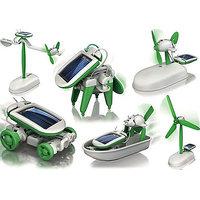 Science kit Toys 6 in 1 Robot Solar Kit Best Educational Toys