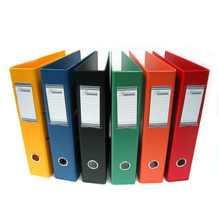 SGD Best Quality Office Files Set of 4