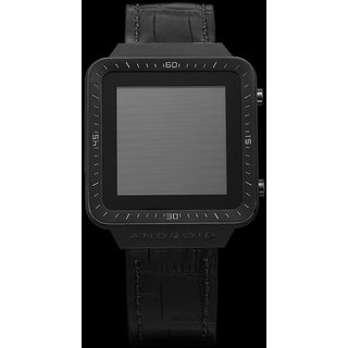 ANDROID GTS AD721BK Touchscreen Smartwatch, Compatible For Android & I Phones