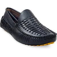 Adybird Mens Black Loafers