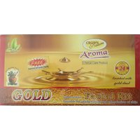 Aroma Herbal Gold Facial Kit