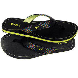 Woka Black Fox6 Flip-Flops
