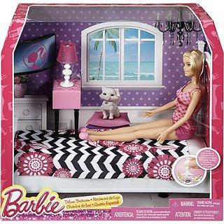 Barbie Deluxe Bedroom