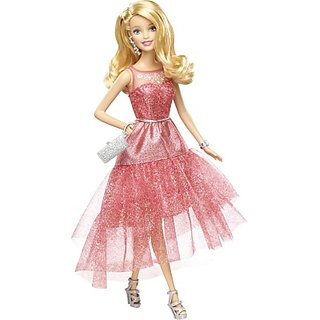 Barbie Signature Style - Long Gown Doll (Pink)
