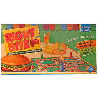 BPI Right Bite Board Game