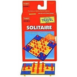 Funskool Funskool Travel Solitaire Board Game