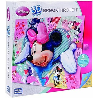 Mega Blocks Breakthrough 200pcs Minnie Level2 (200 Pieces)