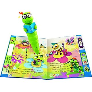 Vtech Bugsby Reading System (Multicolor)