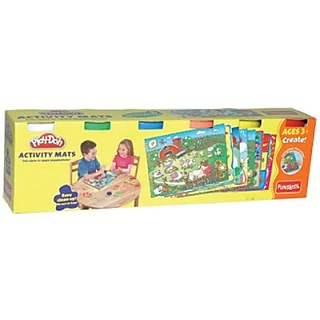 Funskool Play-Doh Activity Mats