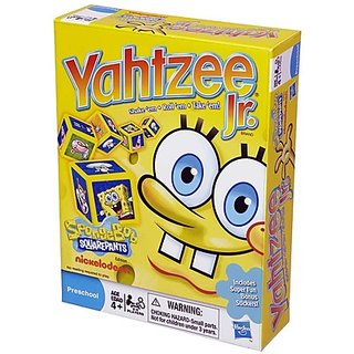 Funskool Yahtzee SpongeBob Board Game