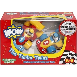 Wow The Turbo Twins - Vicky Simon