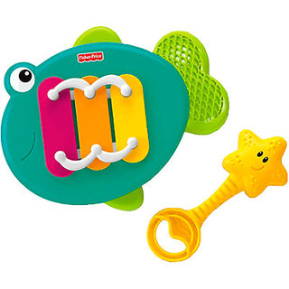 Fisher-Price Growing Baby - Musical Xylo Fish