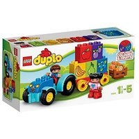 Lego Duplo My First Tractor (Multicolor)