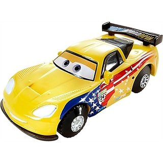 Pixar Cars Stunt Racer - Jeff Gorvette